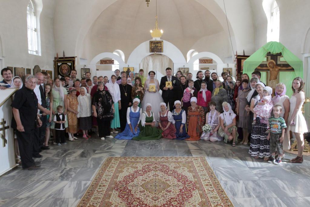 История свадьбы- венчание, приметы,традиции - Сайт